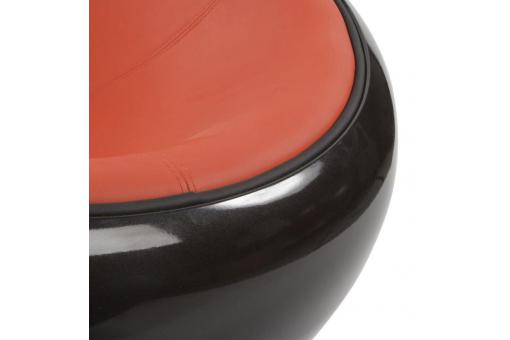 Pouf Design & Pouf Géant Orange