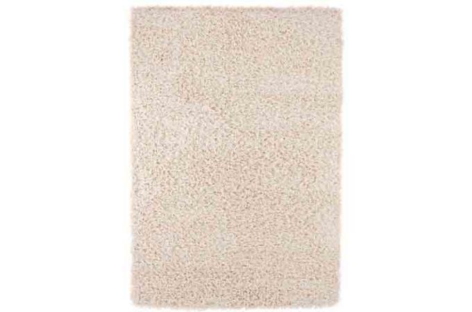 tapis cr me 290 x 200 shaggy tapis design pas cher. Black Bedroom Furniture Sets. Home Design Ideas