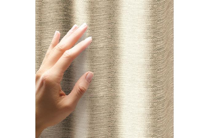 papier peint rideaux beige papier peint trompe l 39 oeil pas cher. Black Bedroom Furniture Sets. Home Design Ideas