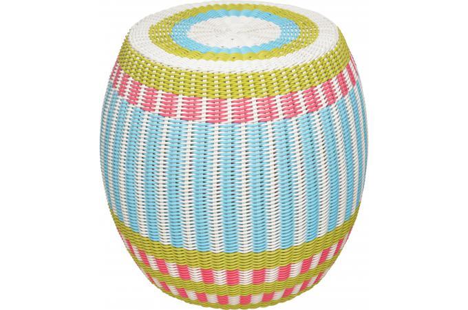 Pouf multicolore pouf design pouf g ant pas cher - La chaise longue la part dieu ...