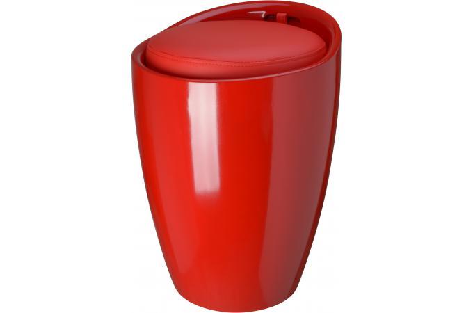 Pouf la chaise longue rouge pop pouf design pouf g ant pas cher - La chaise longue la part dieu ...
