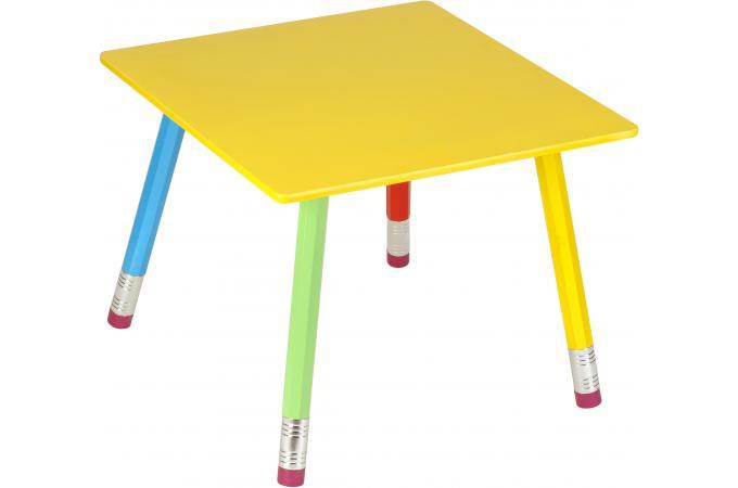 Table crayons d co enfant pas cher - La chaise longue la part dieu ...