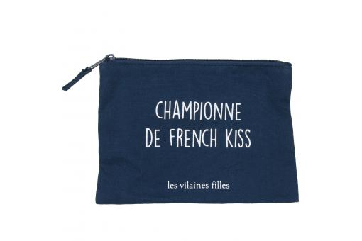 "Trousse A Maquillage ""Championne De French Kiss"""