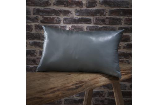 Coussin Skin 60% polyester 40% PU 30x50 TODAY Couleur Canon de Fusil