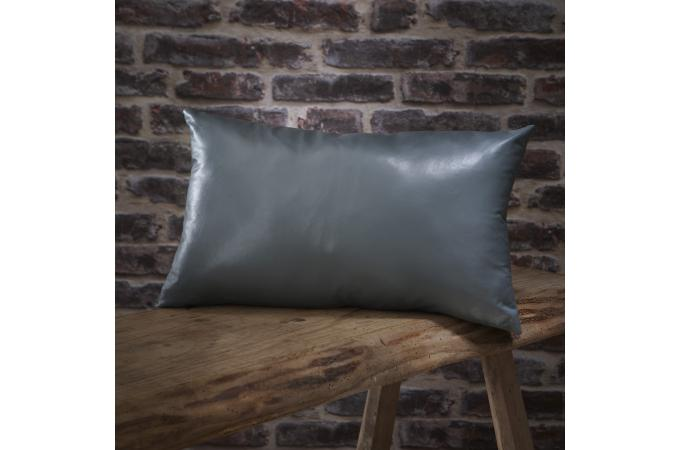 Coussin skin 60 polyester 40 pu 30x50 today couleur canon de fusil coussin pas cher - Couleur canon de fusil ...