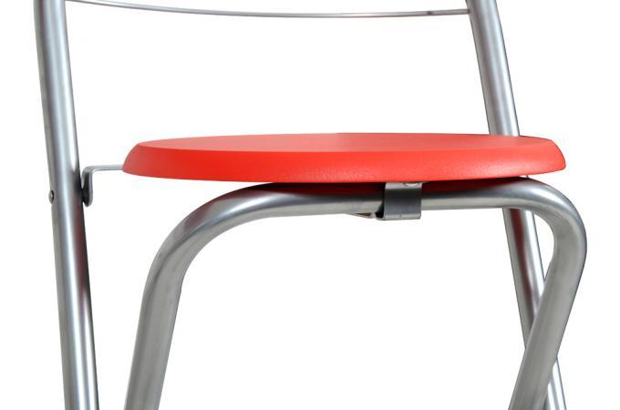 ensemble table haute et 2 chaises rouge table de bar pas. Black Bedroom Furniture Sets. Home Design Ideas