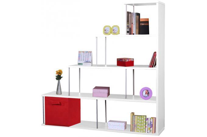 etag re escalier blanche etag re pas cher. Black Bedroom Furniture Sets. Home Design Ideas