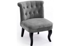 Fauteuil Crapaud Fauteuil Velours Old England , deco design