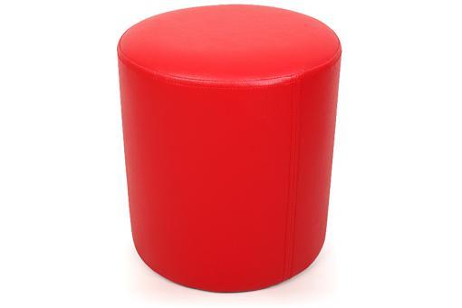 pouf rond rouge pouf design pouf g ant pas cher. Black Bedroom Furniture Sets. Home Design Ideas