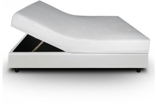 lit design pas cher lit capitonn simili cuir lit relevable page 1. Black Bedroom Furniture Sets. Home Design Ideas