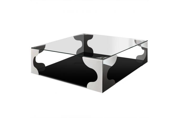 Table basse carr e diamka xl table basse pas cher - Table basse carree pas cher ...