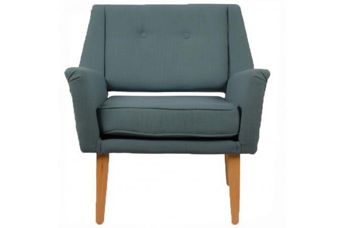 fauteuil bleu azur toile venice beach fauteuil design pas cher. Black Bedroom Furniture Sets. Home Design Ideas