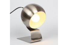 Lampe à Poser Lampe argentée en acier Futura, deco design