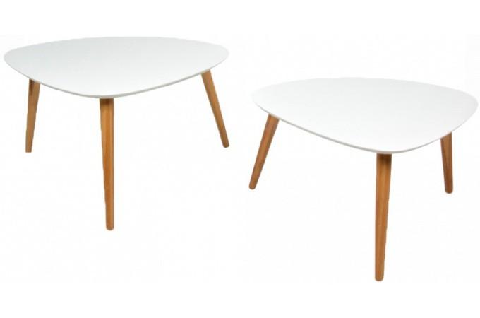 Achat table basse laqu e pas ch re table basse design en - Tables basses blanches ...