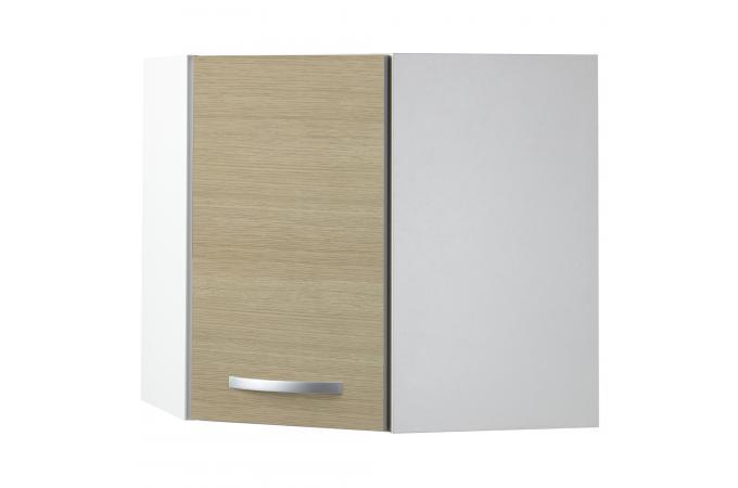 element haut de cuisine angle ch ne meuble de rangement. Black Bedroom Furniture Sets. Home Design Ideas