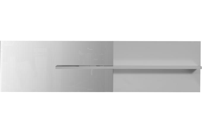 etag re murale blanche avec miroir int gr electrik miroir rectangulaire pas cher. Black Bedroom Furniture Sets. Home Design Ideas