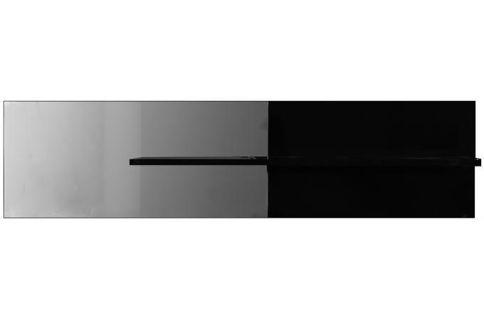 etag re murale bimati re avec miroir int gr electrik miroir rectangulaire pas cher. Black Bedroom Furniture Sets. Home Design Ideas