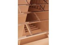 Papier Peints Brique & Pierre Miroirs Fumés Modulable Mosaïque 18 Pièces Winston Seletti, deco design