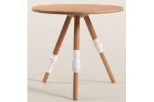 Table Basse En Hêtre Et Porcelaine Seletti, deco design