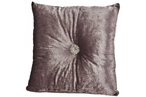 coussin carr gris doux 30 x 30 cm coussin pas cher. Black Bedroom Furniture Sets. Home Design Ideas