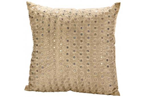Coussin Small Diamonds Raw 30 X 30 Cm