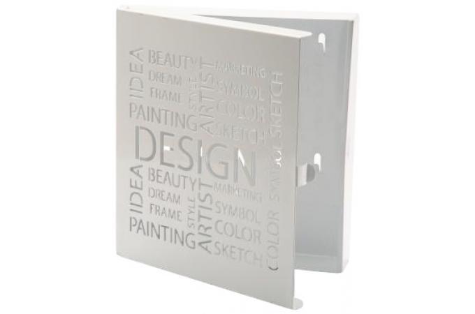 bo te cl s design blanche bo te de rangement pas cher. Black Bedroom Furniture Sets. Home Design Ideas