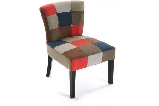 fauteuil patchwork fauteuil crapaud pas cher. Black Bedroom Furniture Sets. Home Design Ideas
