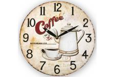 Horloge Murale Cafe, deco design