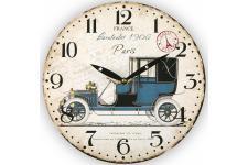 Horloge Design Horloge Murale Voiture 1900, deco design