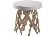 Table d'Appoint Table d'appoint bois Mango, deco design